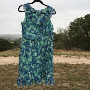 Butterfly Justice Dress